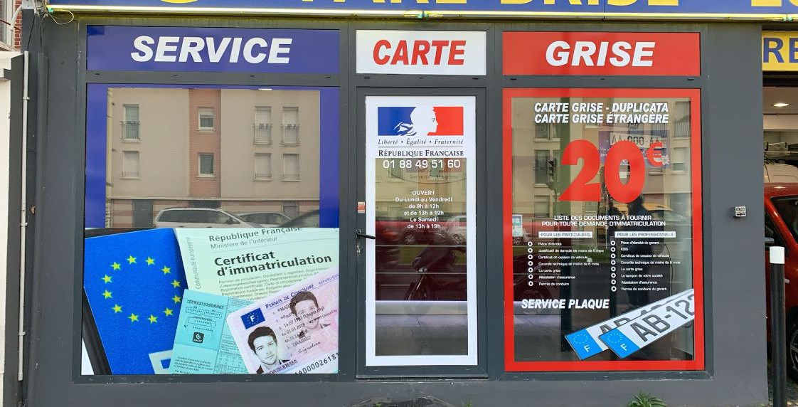 Carte grise Seine-Saint-Denis